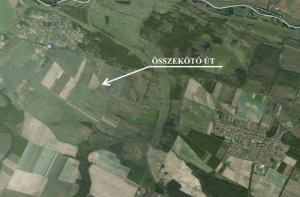 Dejtár – Ipolyvece közötti összekötő út útépítés (22101. sz. állami út)